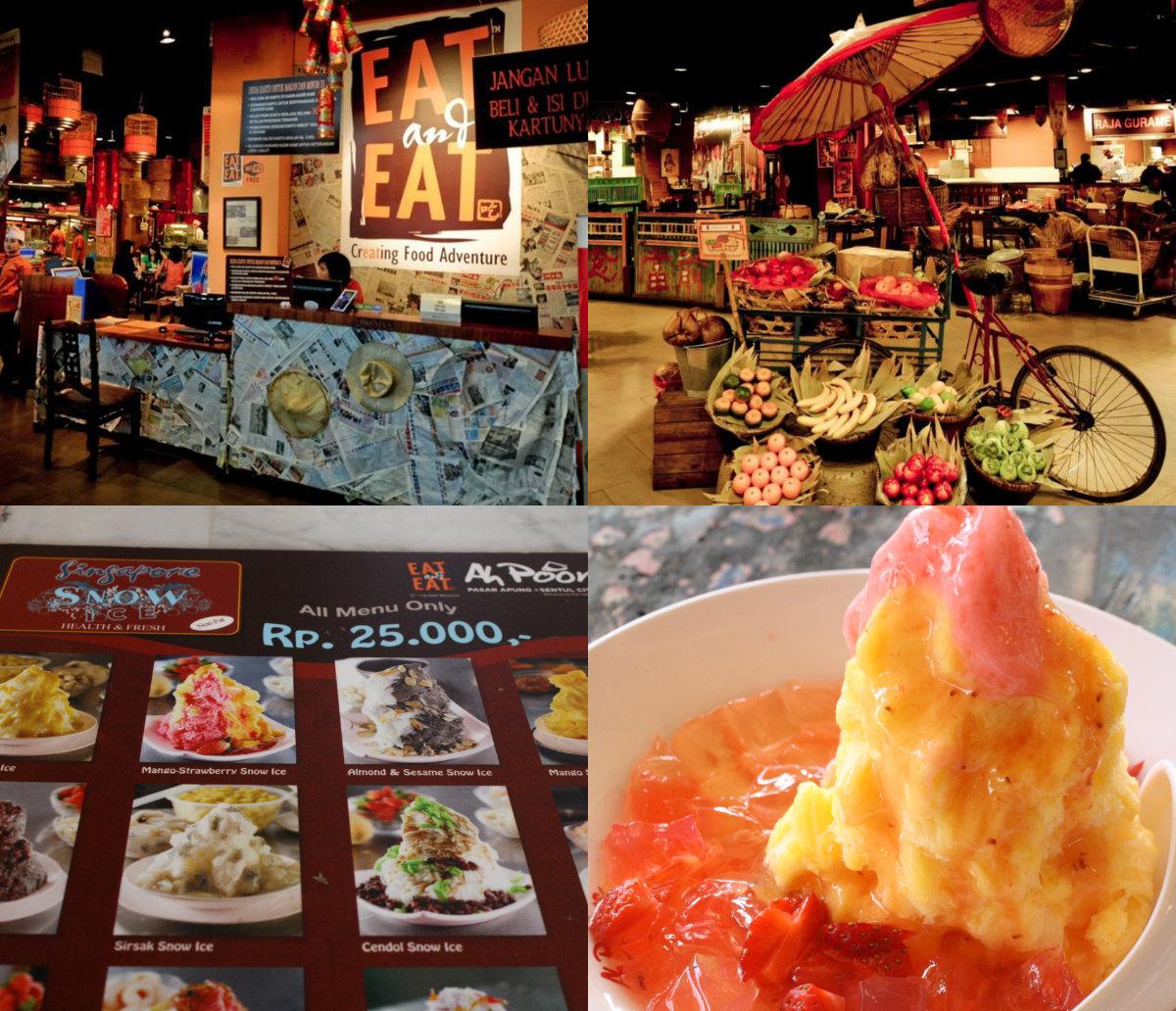 3 Food Court Seru Untuk Ngumpul Bareng Keluarga Dan Teman Di