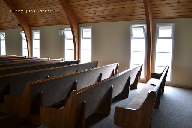 Yarrow Alliance Church photography via Funky Junk Interiors