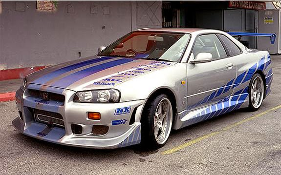 Jdm Enthusiast Fast And Furious Nissan Skyline Gt R