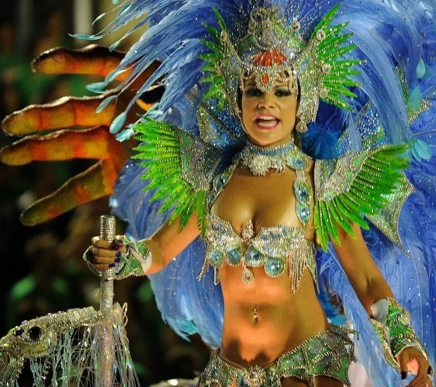 Rio Carnival in full swing