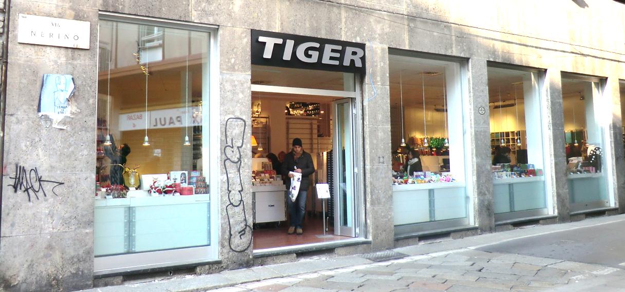 Stylebunny tiger infrazione n 3 tiger infraction n 3 for Bershka via torino