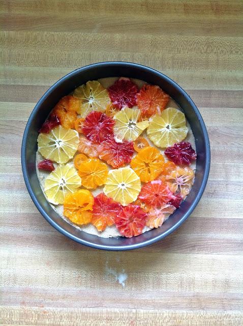 orange lemon kumquat cake