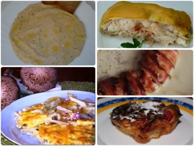 Menú con Cinco Recetas nº 18