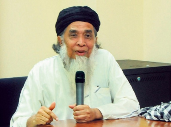 Penyanyi lagu Saya Anak Malaysia ini kini berhijrah demi agama