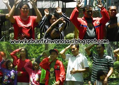 family gathering kebun teh wonosari, www.kebuntehwonosari.blogspot.com, 085755059965