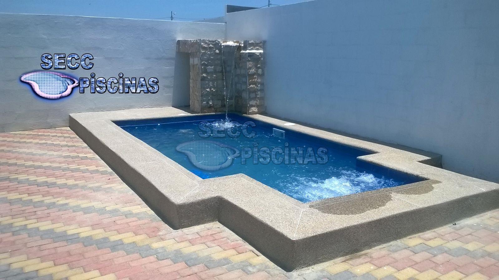 Secc piscinas piscinas con jacuzzi incorporado for Modelos de jacuzzi en concreto