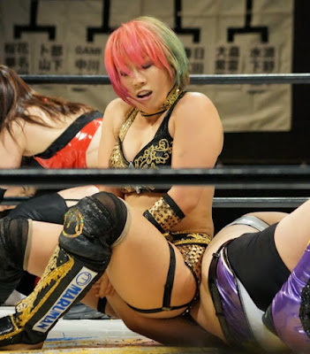 Kana to Debut Tonight on NXT as Asuka