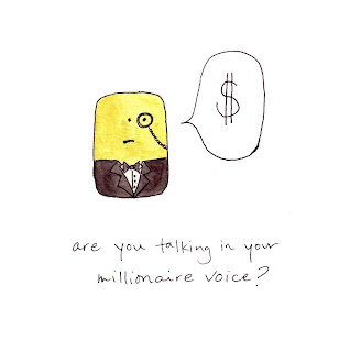 drywell; etsystalkers.com; milionaire voice; money sign