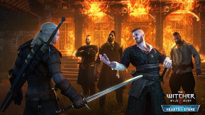 Hearts of Stone, el DLC de The Witcher 3
