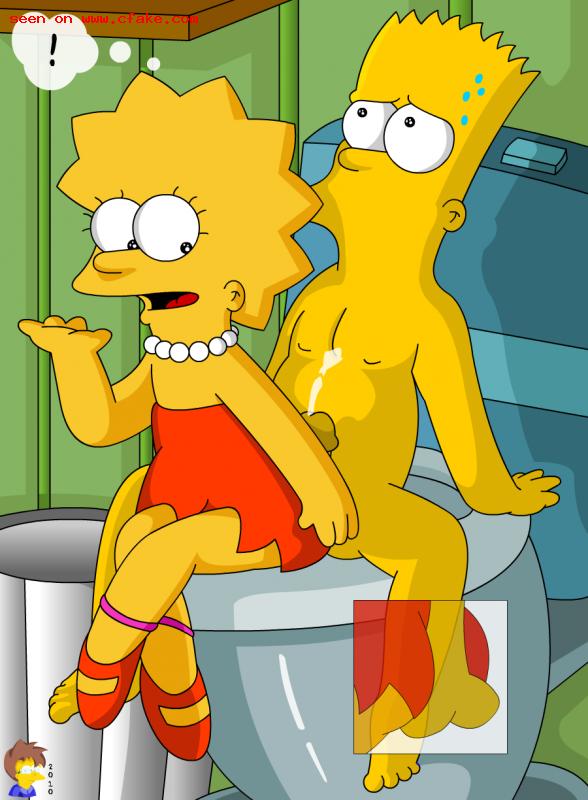 порно фото с лизой из симпсонов