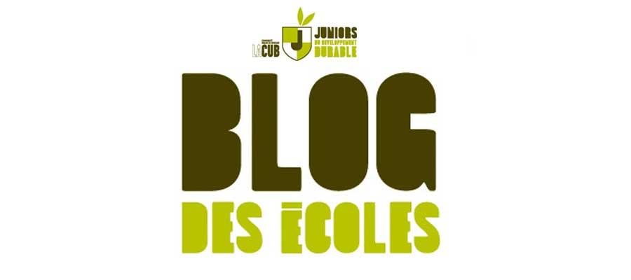 Le Blog des Ecoles des Juniors du développement durable
