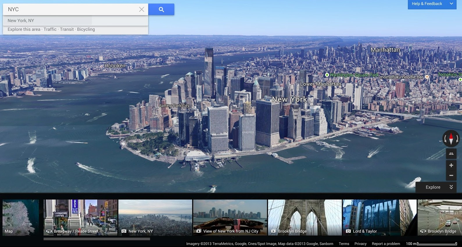 Google will also update the mobile Google Maps apps for Android and