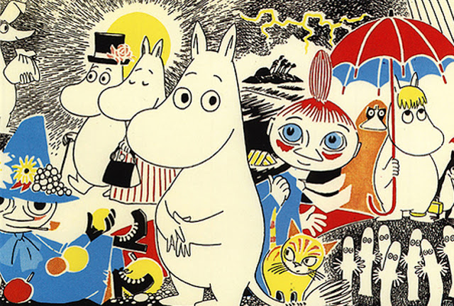 Meet the Moomins at Moominworld