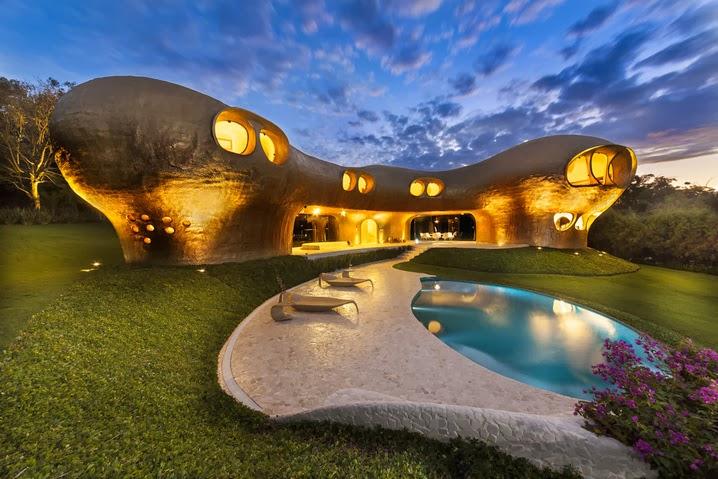 Discover Javier Senosiain S Organic Architecture In Itu Sao Paulo