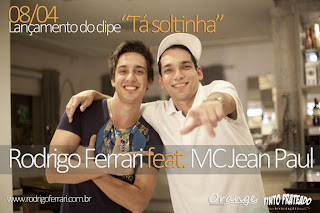 Rodrigo Ferrari Part. Mc Jean Paul - Tá Soltinha