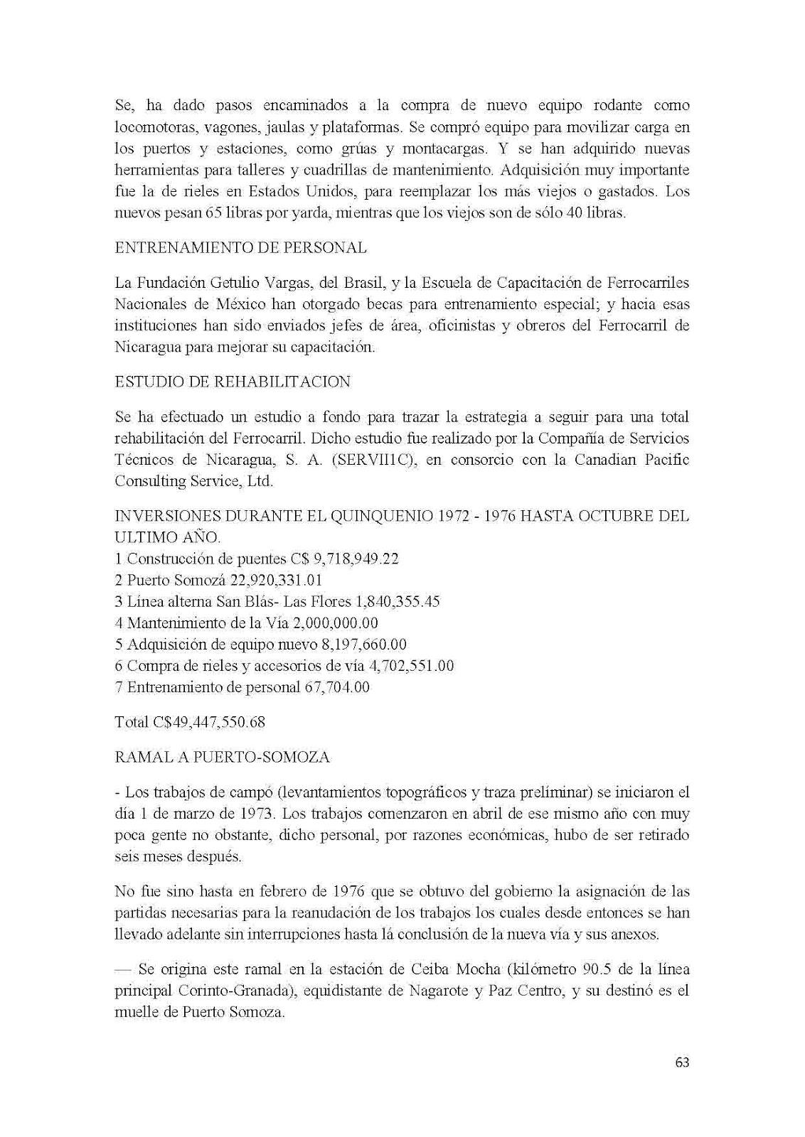 HISTORIA DE LA INGENIERÍA CIVIL EN NICARAGUA TOMO SEGUNDO