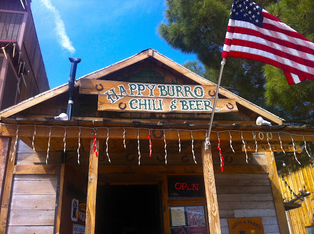 Happy Burro Chili and Beer - Beatty, Nevada