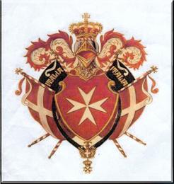 Il Caffè..... unito in perpetuo con i suoi amici dell'ordine dei Cavalieri di Malta