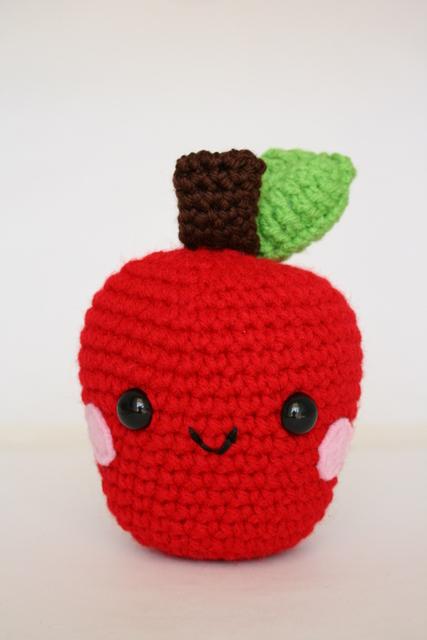 Amigurumi Fruit : Comfort Creatures Crochet: Fruit Basket