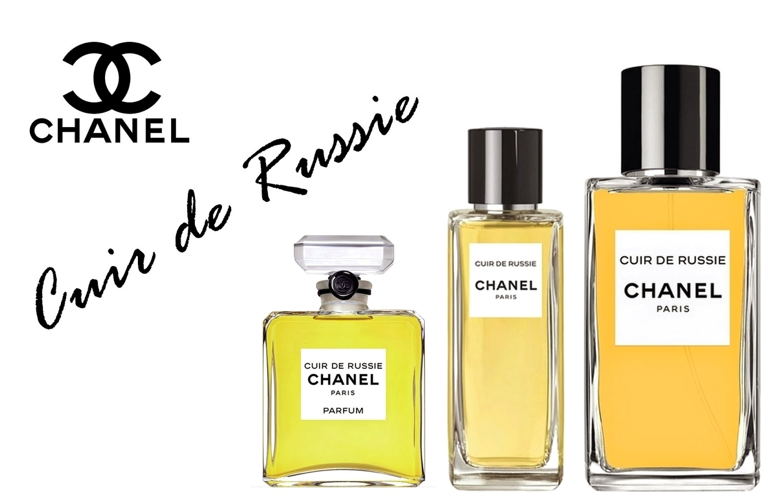 chanel perfume bottles cuir de russie by chanel c1924. Black Bedroom Furniture Sets. Home Design Ideas