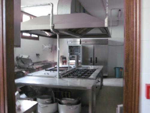 Sala d 39 attesa 1 la prevenzione infortuni in cucina for Mobili cucine professionali