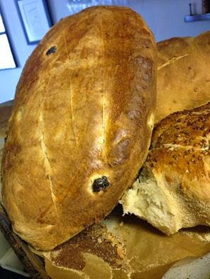 The Olive Tuscan bread