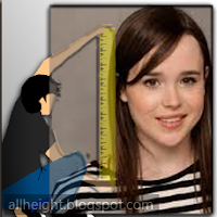 Ellen Page Height - How Tall