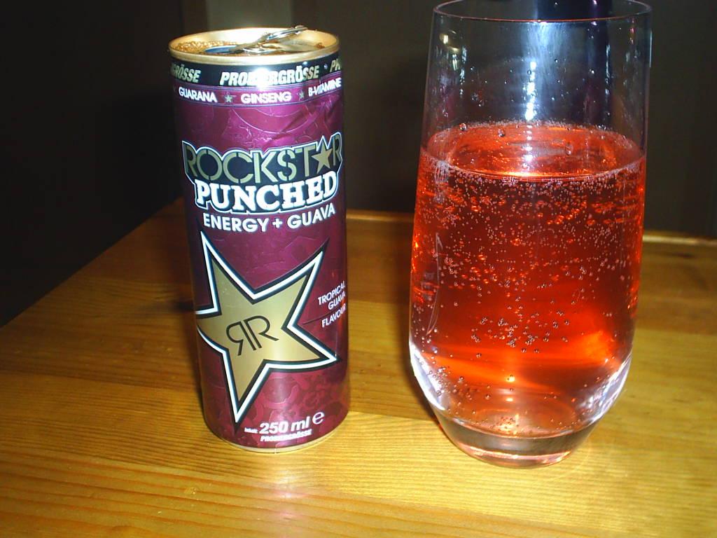 Mini Kühlschrank Rockstar : Mimmi´s teststrecke: rockstar energy drink