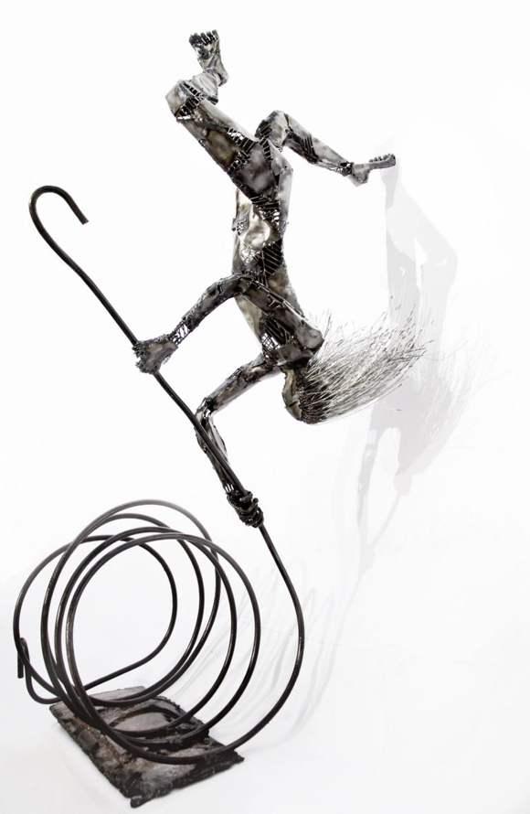 Karya Seni Patung Putu Sutawijaya