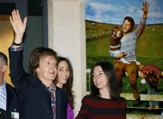 """The Beatles Polska: Otwarcie wystawy """"Linda McCartney: Retrospekcja, 1965-1997"""""""