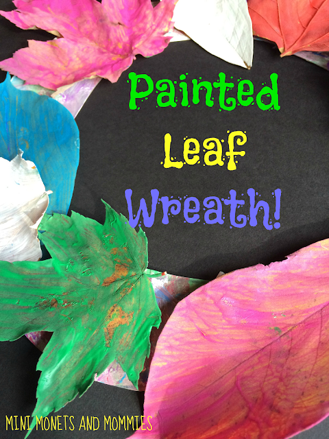 Fall art-making