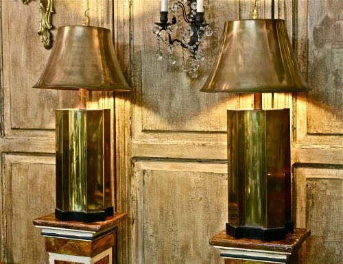 Jones and cole mjh designarts is having a huge lighting sale i love just about all lighting elements i guess that my favorites are antiques brass candlesticks from the 17th through modern 20th c examples aloadofball Gallery