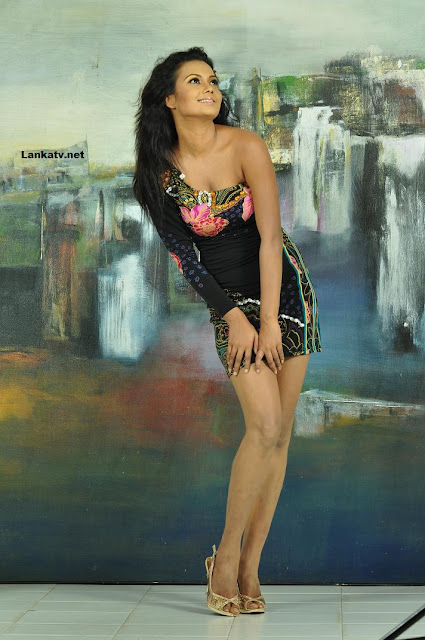 Srilankan Actress Hot Seen