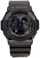 Gambar Jam Murah G-Shock GA 303B-1ADR