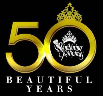 Binibining Pilipinas 50 Years logo