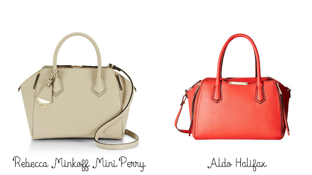 Rebecca Minkoff Mini Perry vs Aldo Halifax