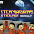 #ITCHYVIBE: VIBER LAUNCHES THE ITCHYWORMS STICKERS