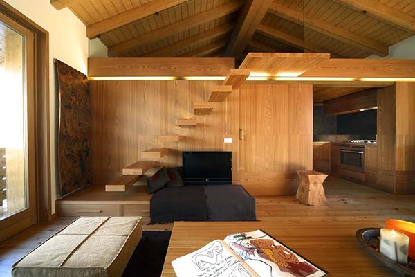 Simplesmente minimalista casa moderna de madeira for Tetti giapponesi