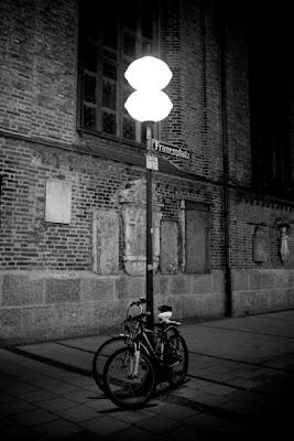 ミュンヘン 街灯