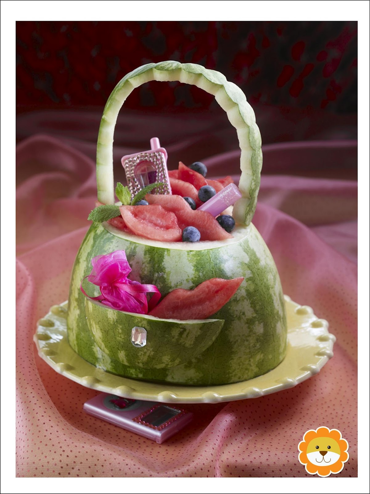 Cute Girl Baby Shower Centerpiece Ideas 1200 x 1600