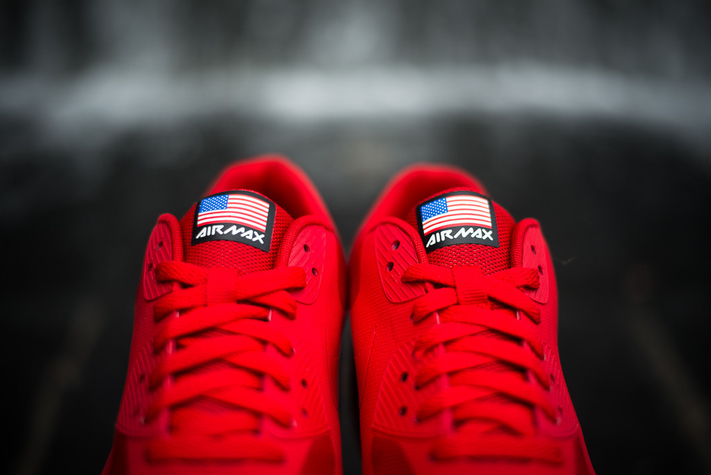 Nike Air Max Independence Day Red