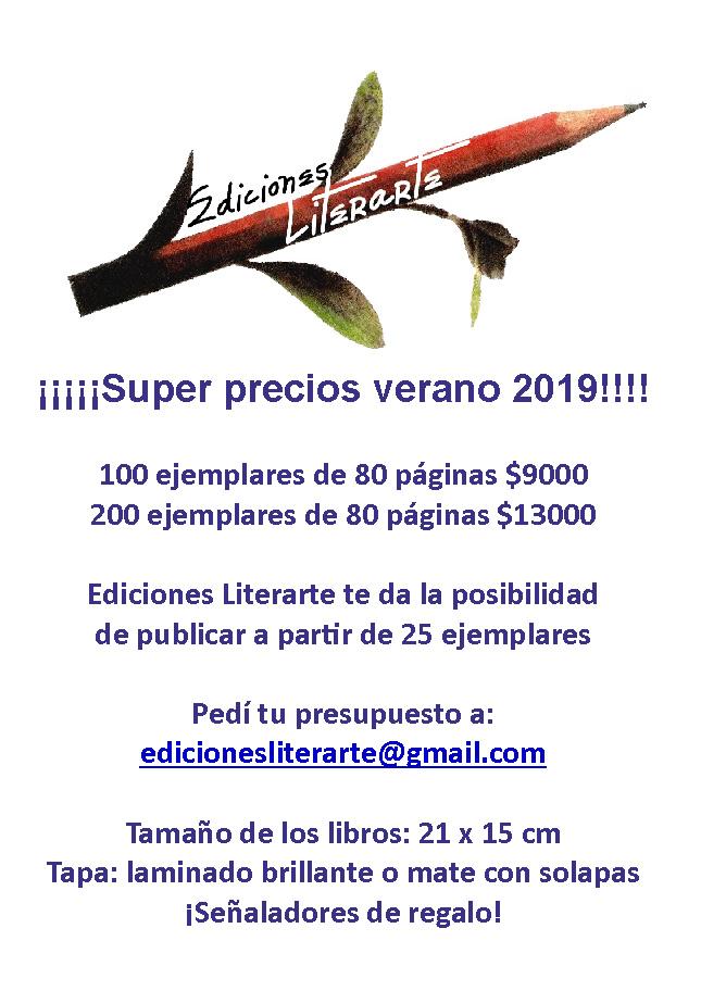 Promo Ediciones Literarte