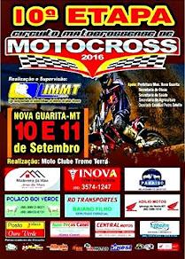 Vai ai  10º etapa Motocross em  Nova Guarita MT