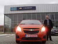 Castigatorul Campaniei Chevrolet 3+