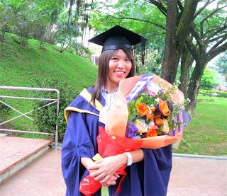 i am graduated! 10/2011