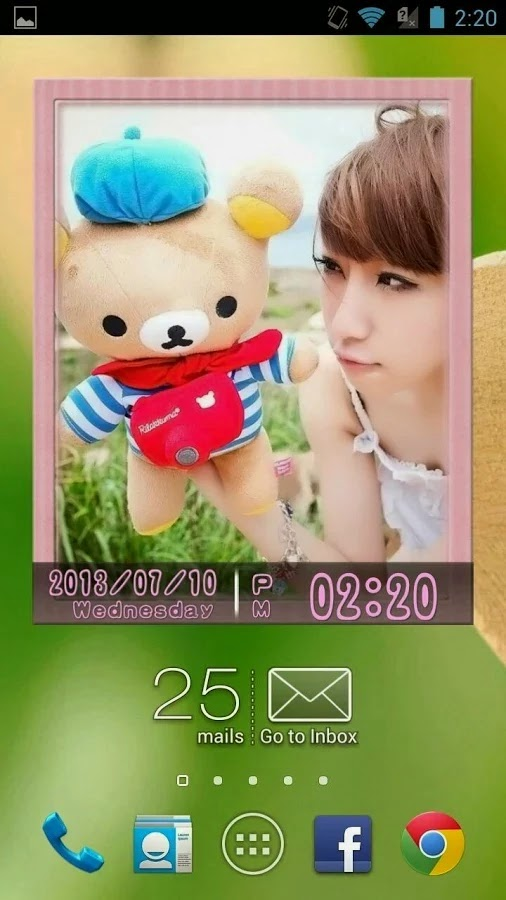 Animated Photo Frame Widget + v5.3.1