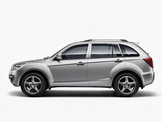 Novo Lifan X60 VIP 2014