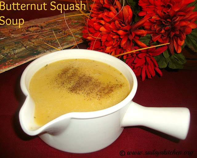 images of Butternut Squash Soup / Squash Soup Recipe