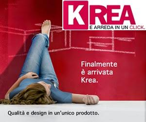 Krea nuovo sito e commerce per l 39 arredamento for E commerce arredamento