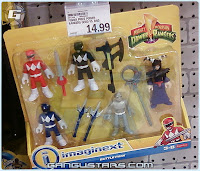 Fisher-Price imaginext mattel action figures イマジネックスト 戦隊シリーズ power rangers toys